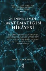 KETEBE YAYINLARI - 24 Denklemde Matematiğin Hikayesi