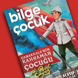 DERGİ - Bilge Çocuk - Mart 2017