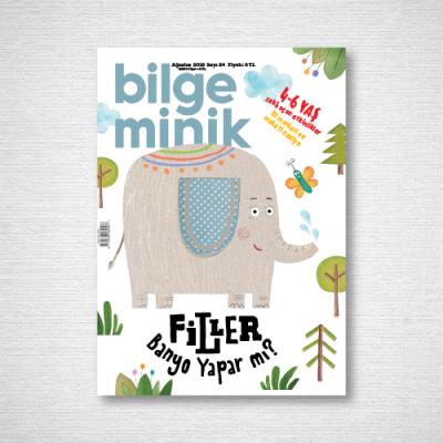 Bilge Minik- Ağustos 2018