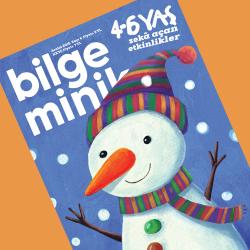 DERGİ - Bilge Minik- Aralık 2016