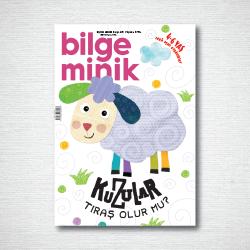 DERGİ - Bilge Minik- Eylül 2018