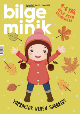 Bilge Minik- Kasım 2019
