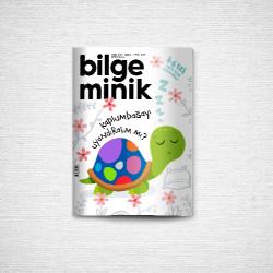 DERGİ - Bilge Minik- Mart 2019