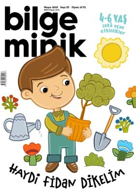 Bilge Minik- Mayıs 2019