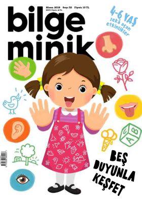 Bilge Minik- Nisan 2019