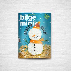 DERGİ - Bilge Minik- Ocak 2019