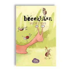 ÇOCUK KİTABI - Böcekistan