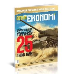DERGİ - Derin Ekonomi - Ağustos 2018