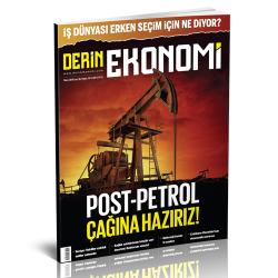 DERGİ - Derin Ekonomi - Mayıs 2018