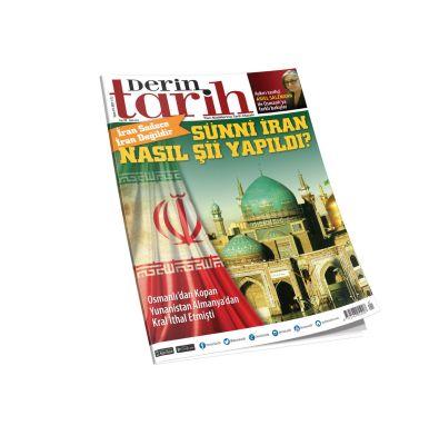 Derin Tarih - 3 Farklı Dergi 1 Konu