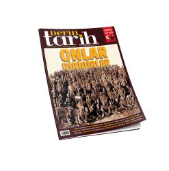 ÖZEL SAYI DERGİ - Derin Tarih - 9. Özel Sayı