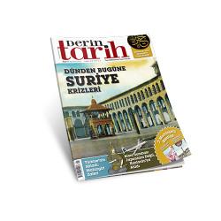 DERGİ - Derin Tarih - Ağustos 2012