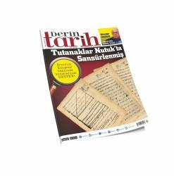 DERGİ - Derin Tarih - Ağustos 2015