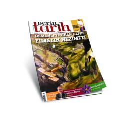 DERGİ - Derin Tarih - Ekim 2014