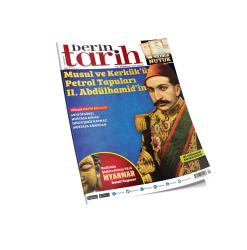 DERGİ - Derin Tarih - Ekim 2017