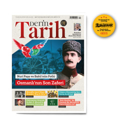 DERGİ - Derin Tarih - Eylül 2018