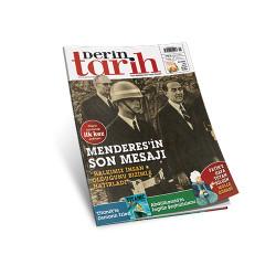 DERGİ - Derin Tarih - Mayıs 2012