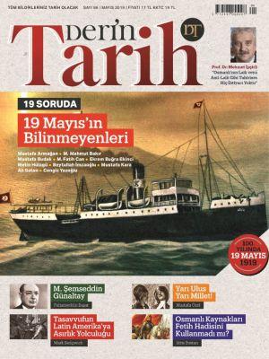 Derin Tarih - Mayıs 2019