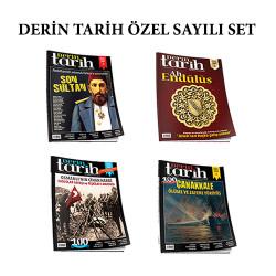 ÖZEL SAYI DERGİ - Derin Tarih - Özel Sayılı Set