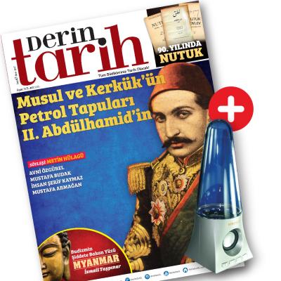 Derin Tarih - Speaker