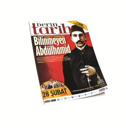 DERGİ - Derin Tarih - Şubat 2017