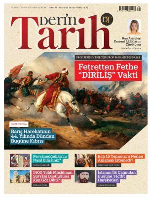 Derin Tarih - Temmuz 2018