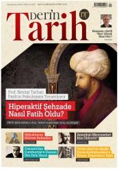 DERGİ - Derin Tarih - Mayıs 2018