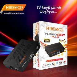 - Hiremco Turbo İptv Plus Hd Uydu Alıcısı ( Çanaksız Uydu )