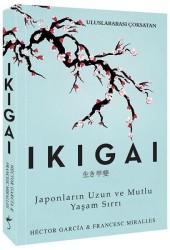 İNDİGO KİTAP - IKIGAI Japonların Uzun ve Mutlu Yaşam Sırrı