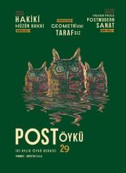 DERGİ - Post Öykü - Temmuz 2019