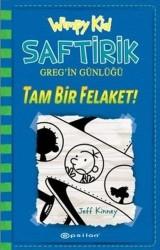 EPSİLON YAYINLARI - Saftirik Greg'in Günlüğü 12 Tam Bir Felaket!