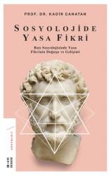 KETEBE YAYINLARI - Sosyolojide Yasa Fikri
