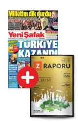 GAZETE + DERGİ - Yeni Şafak - Z Raporu (Yıllık)