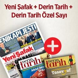 - Yeni Şafak +Derin Tarih + Özel Sayılılar