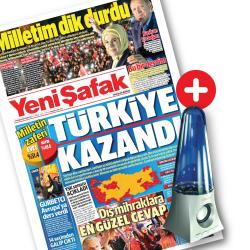 - Yeni Şafak + Speaker Hoparlör