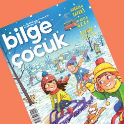 DERGİ - Bilge Çocuk - Aralık 2016