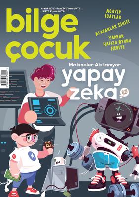 BİLGE ÇOCUK - ARALIK 2020 / SAYI 052