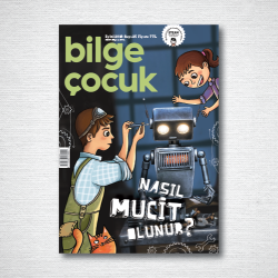 DERGİ - BİLGE ÇOCUK - EYLÜL 2018 / SAYI 025