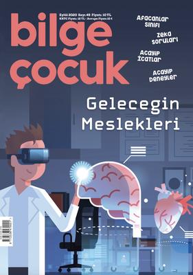 BİLGE ÇOCUK - EYLÜL 2020 / SAYI 049
