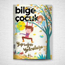 DERGİ - BİLGE ÇOCUK - KASIM 2018 / SAYI 027