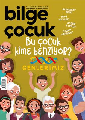 BİLGE ÇOCUK - KASIM 2020 / SAYI 051