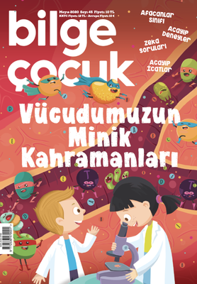 BİLGE ÇOCUK - MAYIS 2020 / SAYI 045