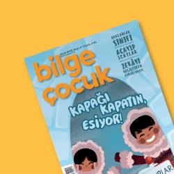 DERGİ - BİLGE ÇOCUK - OCAK 20178 / SAYI 017