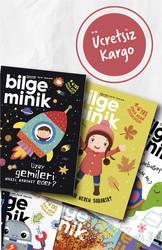 DERGİ - BİLGE MİNİK - 6 DERGİ