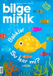 DERGİ - Bilge Minik- Ağustos 2019