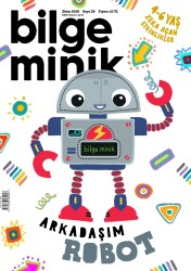 DERGİ - Bilge Minik- Ekim 2019
