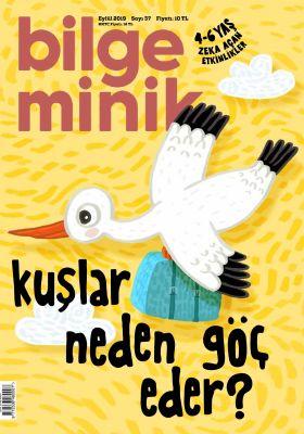 Bilge Minik- Eylül 2019