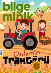 DERGİ - BİLGE MİNİK- EKİM 2020 / SAYI 050