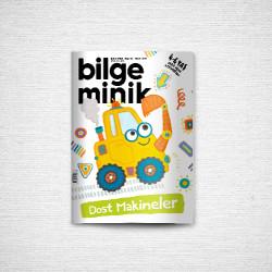 DERGİ - Bilge Minik- Şubat 2019
