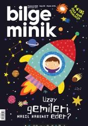 DERGİ - Bilge Minik- Temmuz 2019